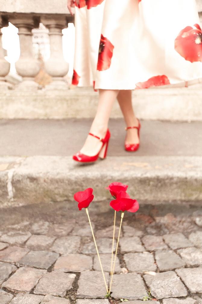 The Cherry Blossom Girl - Kenzo Une Fleur Dans La Ville 02