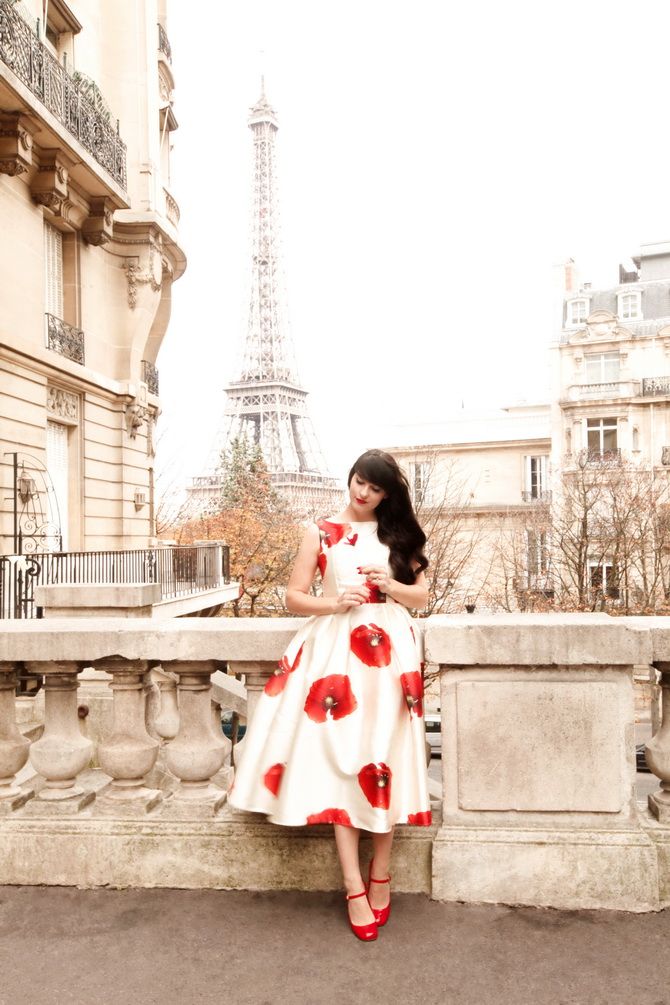 The Cherry Blossom Girl - Kenzo Une Fleur Dans La Ville 05