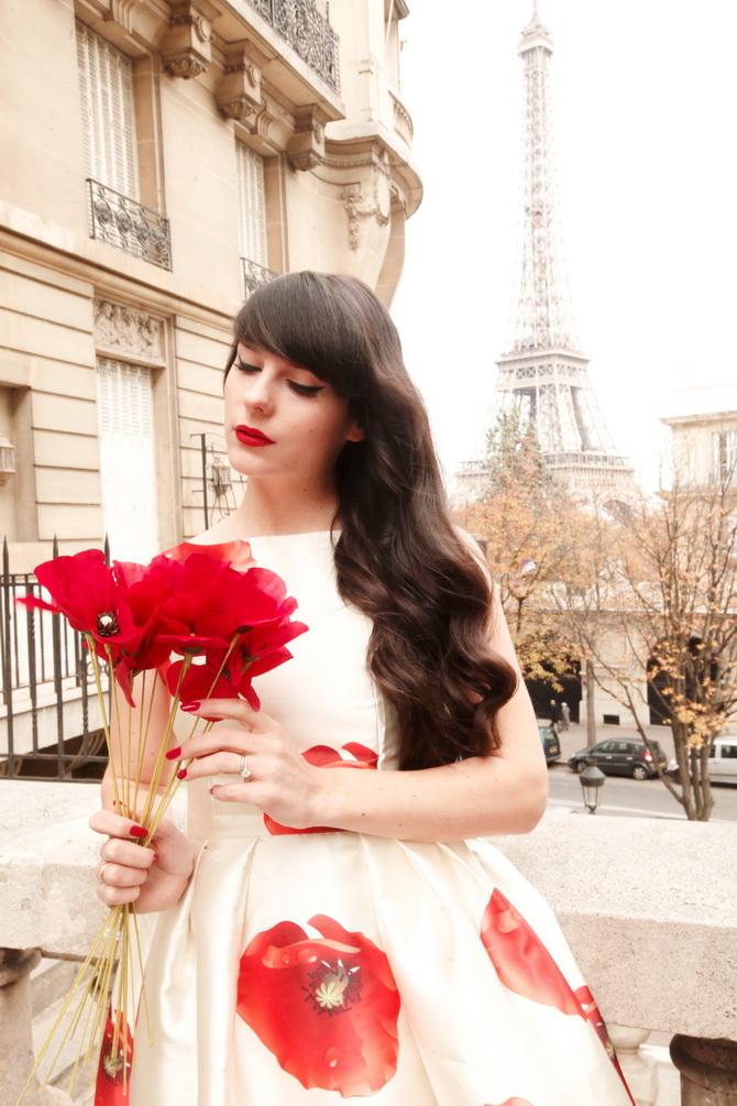 The Cherry Blossom Girl - Kenzo Une Fleur Dans La Ville 07