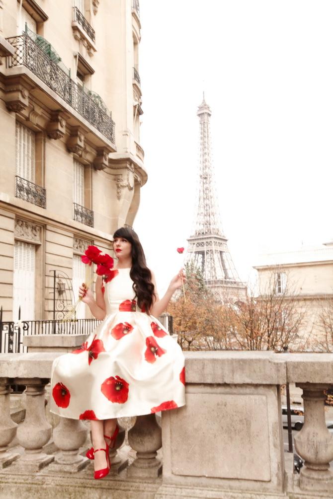 The Cherry Blossom Girl - Kenzo Une Fleur Dans La Ville 11