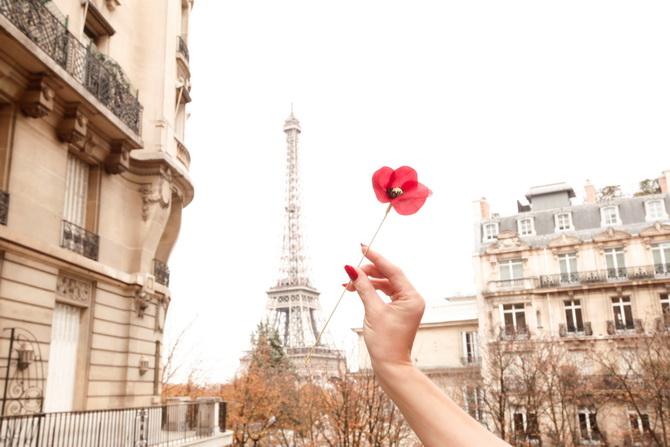The Cherry Blossom Girl - Kenzo Une Fleur Dans La Ville 13