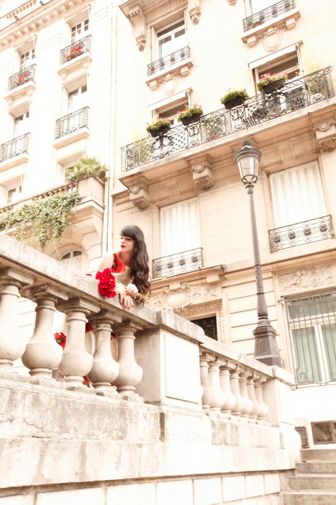 The Cherry Blossom Girl - Kenzo Une Fleur Dans La Ville 14