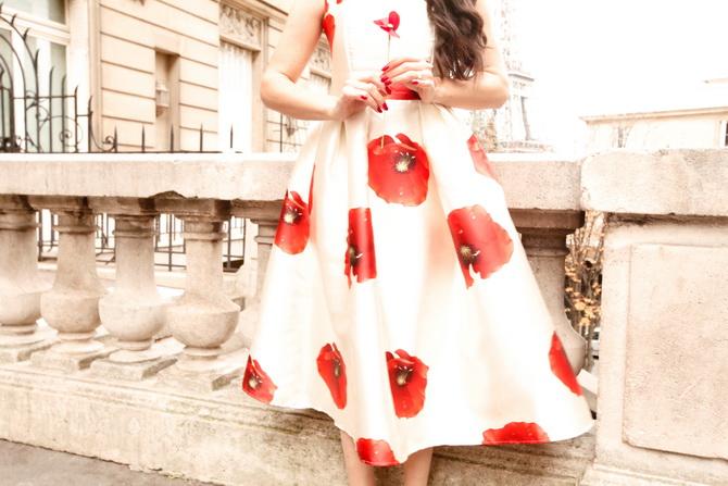 The Cherry Blossom Girl - Kenzo Une Fleur Dans La Ville 15