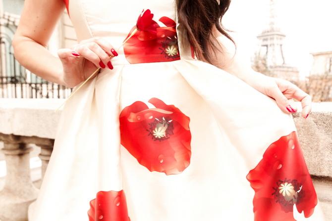 The Cherry Blossom Girl - Kenzo Une Fleur Dans La Ville 16