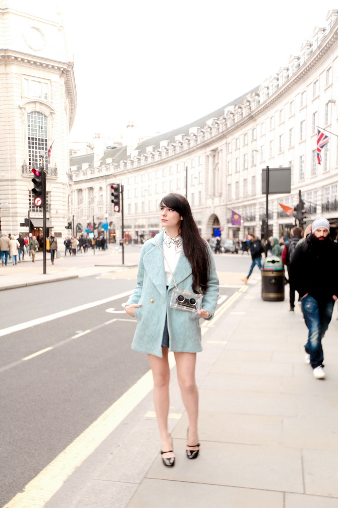 The Cherry Blossom Girl - Regent Street London 07
