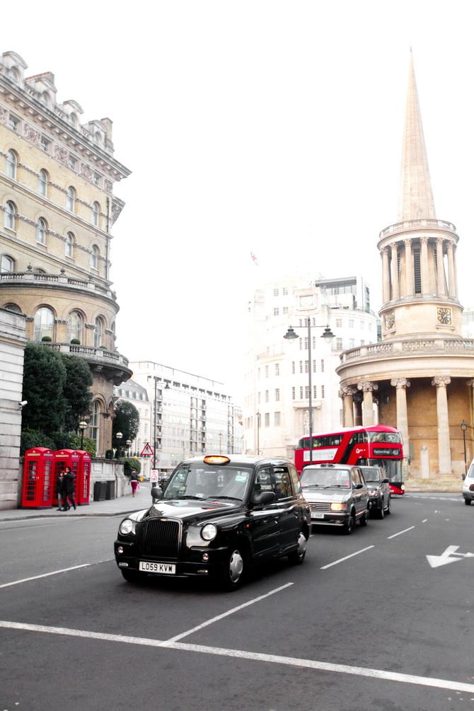 The Cherry Blossom Girl - Regent Street London 10