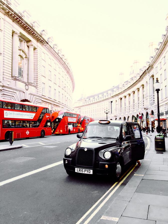 The Cherry Blossom Girl - Regent Street London 24