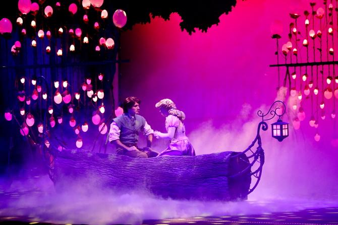 The Cherry Blossom Girl - Disneyland Paris La Foret De L'Enchantement 07