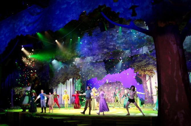 The Cherry Blossom Girl - Disneyland Paris La Foret De L'Enchantement 11