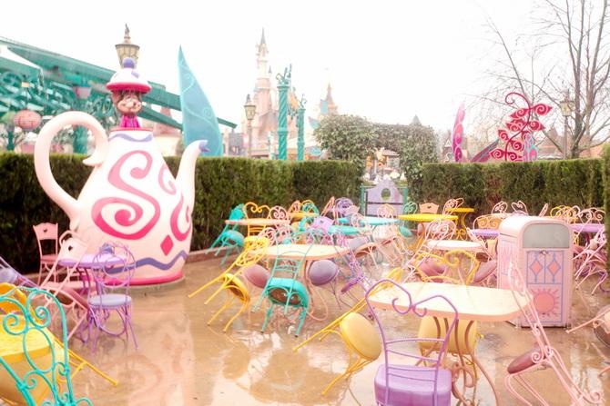 The Cherry Blossom Girl - Disneyland Paris La Foret De L'Enchantement 22