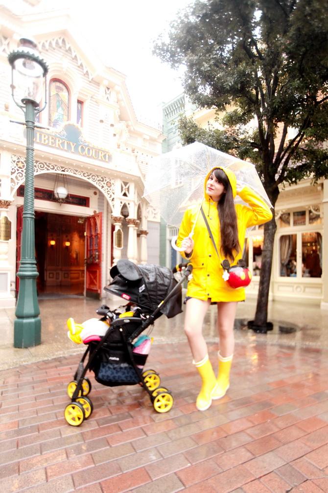 The Cherry Blossom Girl - Disneyland Paris La Foret De L'Enchantement 23