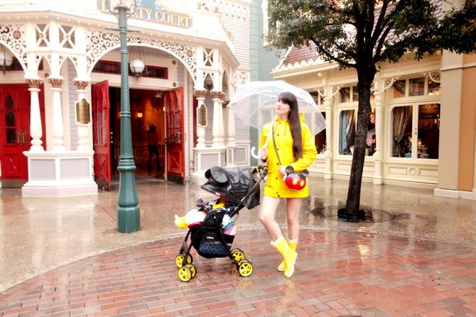 The Cherry Blossom Girl - Disneyland Paris La Foret De L'Enchantement 24