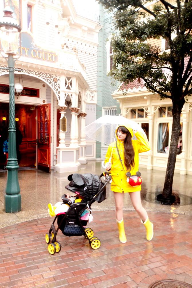 The Cherry Blossom Girl - Disneyland Paris La Foret De L'Enchantement 25