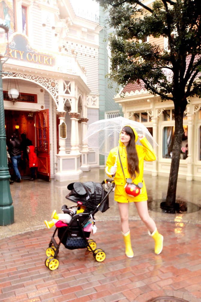 The Cherry Blossom Girl - Disneyland Paris La Foret De L'Enchantement 26