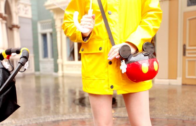 The Cherry Blossom Girl - Disneyland Paris La Foret De L'Enchantement 27