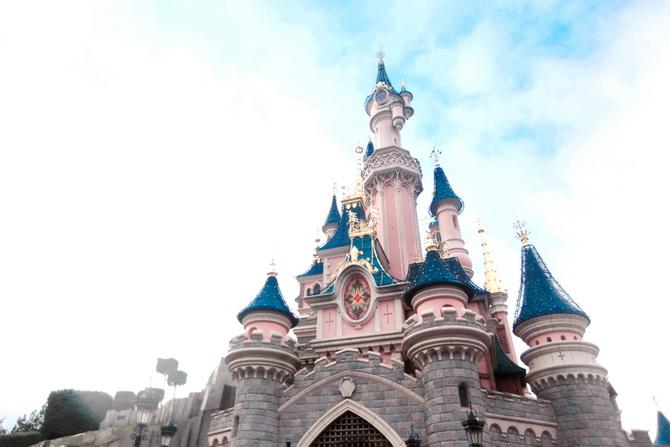 The Cherry Blossom Girl - Disneyland Paris La Foret De L'Enchantement 37