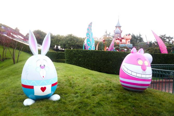The Cherry Blossom Girl - Disneyland Paris La Foret De L'Enchantement 38