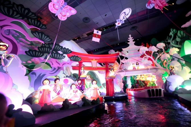 The Cherry Blossom Girl - Disneyland Paris La Foret De L'Enchantement 39