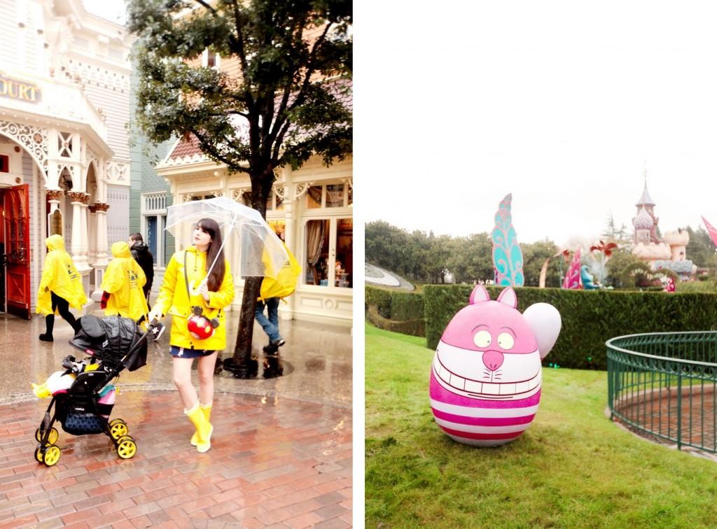 The Cherry Blossom Girl - Disneyland Paris La Foret De L'Enchantement 48