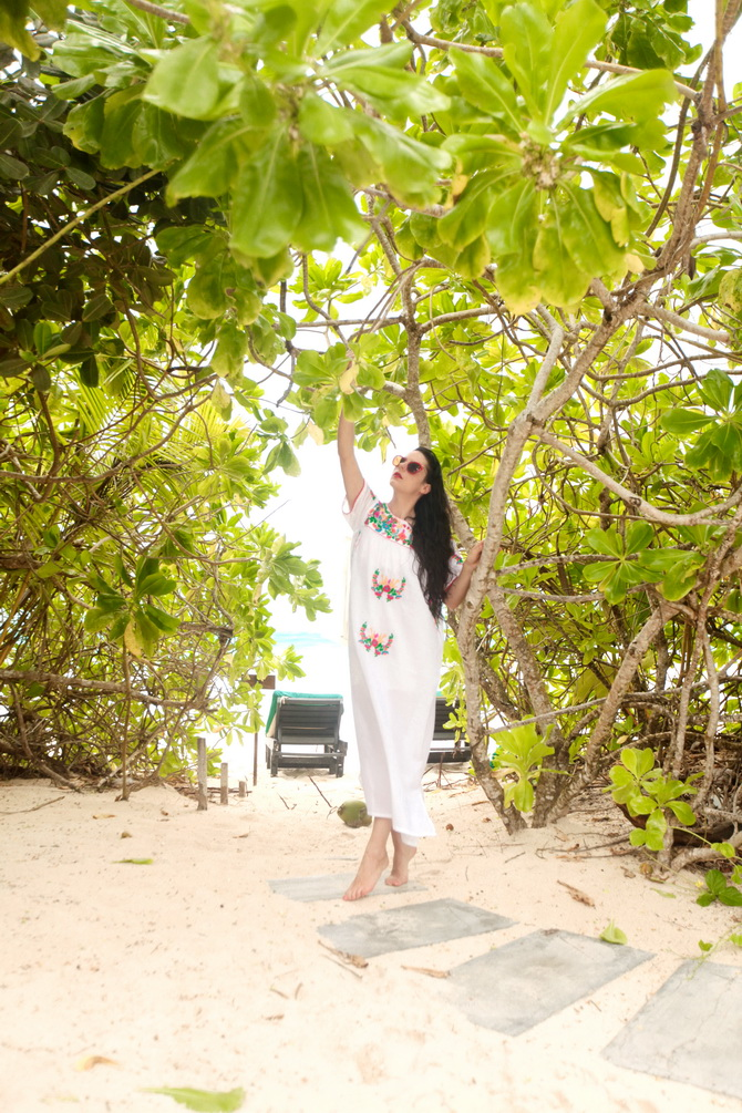 The Cherry Blossom Girl - Banyan Tree Seychelles 22