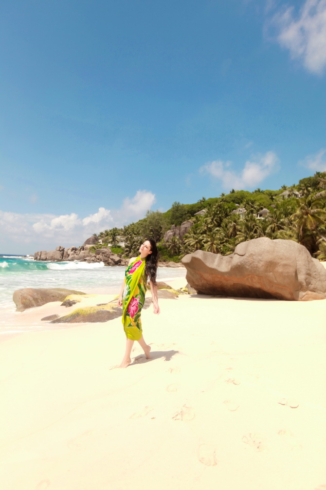 The Cherry Blossom Girl - Banyan Tree Seychelles 32