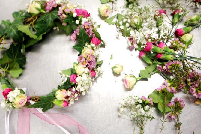 The Cherry Blossom Girl - Disney Spring 12