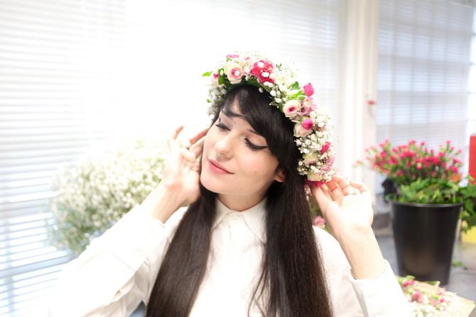 The Cherry Blossom Girl - Disney Spring 13