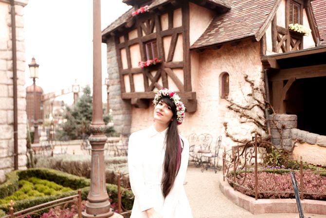 The Cherry Blossom Girl - Disney Spring 18