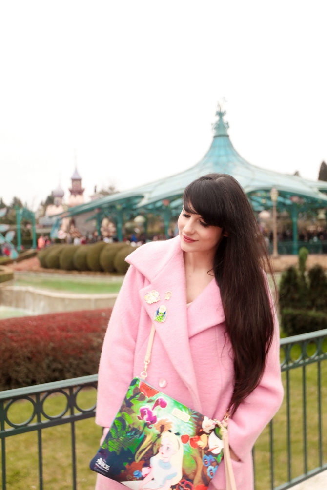 The Cherry Blossom Girl - Disneyland Paris Alice Carven 03