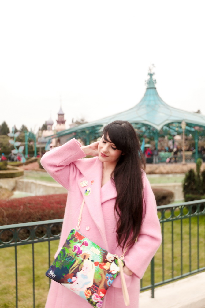 The Cherry Blossom Girl - Disneyland Paris Alice Carven 04