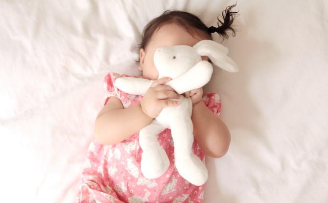 The Cherry Blossom Girl - Easter baby 01
