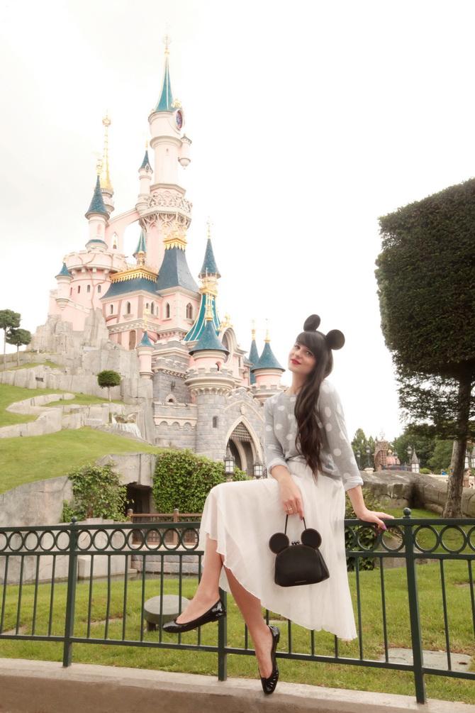 The Cherry Blossom Girl - Coach x Disney 01