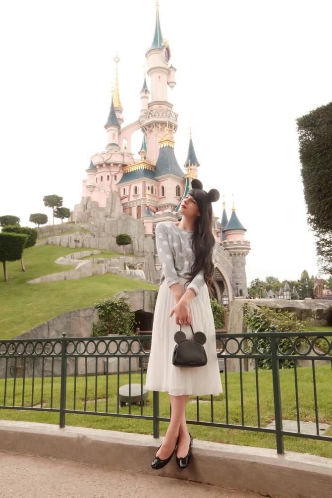 The Cherry Blossom Girl - Coach x Disney 02