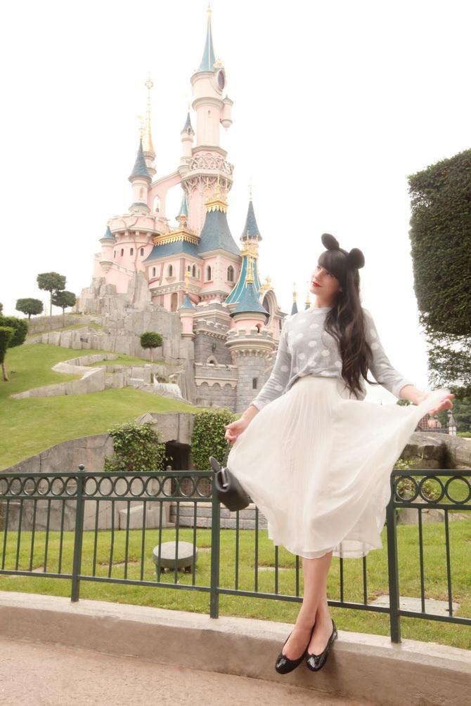 The Cherry Blossom Girl - Coach x Disney 03