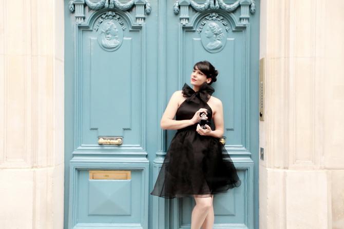 The Cherry Blossom Girl - La Petite Robe Noire 15