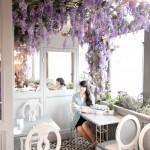 The Cherry Blossom Girl - Aubaine Selfridges 04