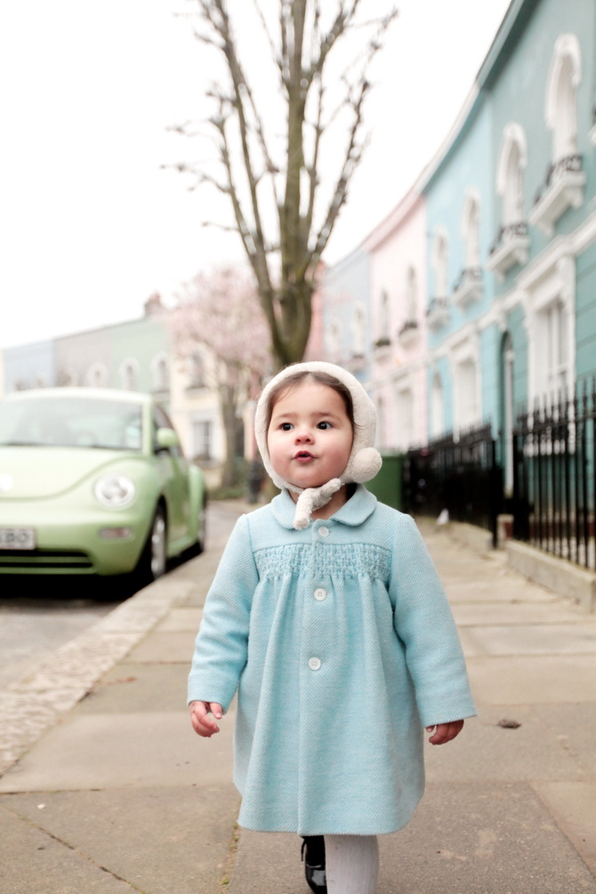 The Cherry Blossom Girl - kelly street London 14