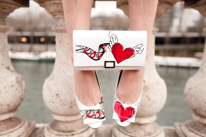 The Cherry blossom Girl - Roger Vivier Saint Valentin 06