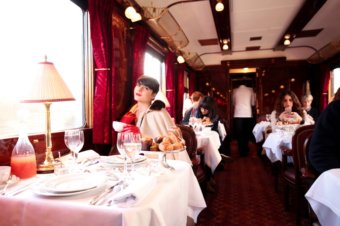 The Cherry Blossom Girl - Orient Express 04