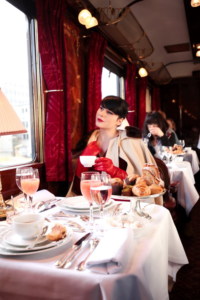 The Cherry Blossom Girl - Orient Express 05