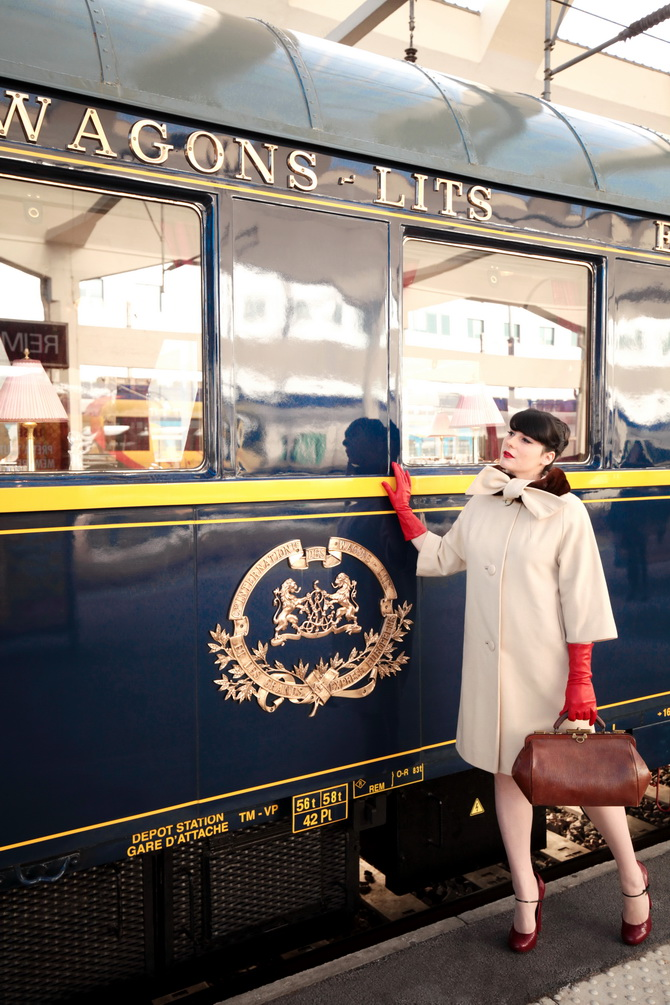 The Cherry Blossom Girl - Orient Express 06