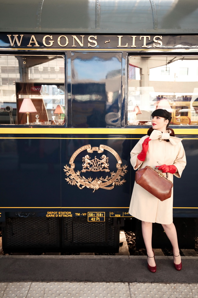 The Cherry Blossom Girl - Orient Express 07