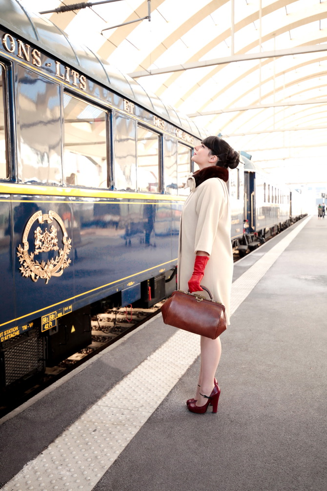 The Cherry Blossom Girl - Orient Express 09