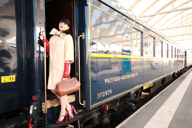 The Cherry Blossom Girl - Orient Express 13