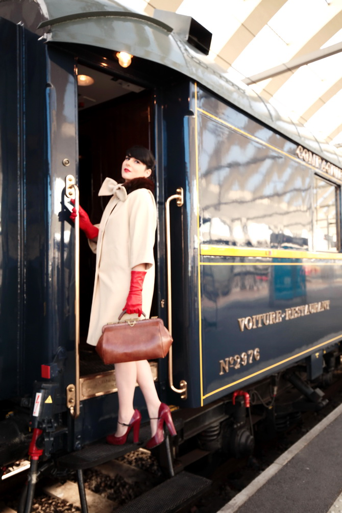 The Cherry Blossom Girl - Orient Express 14