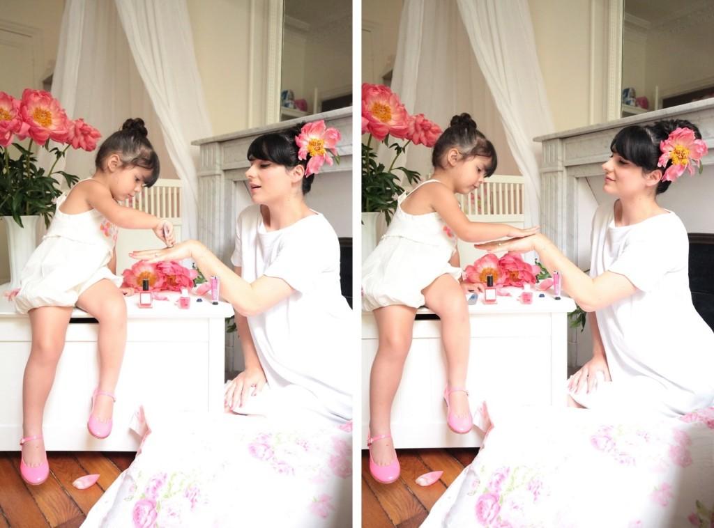 The Cherry Blossom Girl - L'occitane x manucurist 022