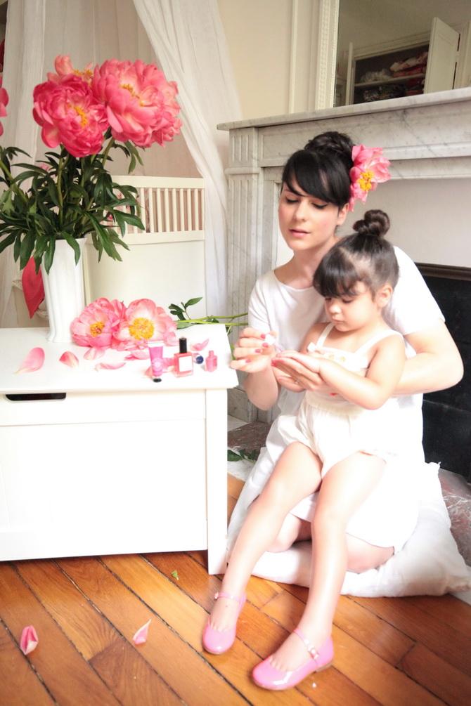 The Cherry Blossom Girl - L'occitane x manucurist 04