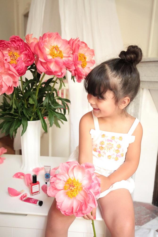 The Cherry Blossom Girl - L'occitane x manucurist 09