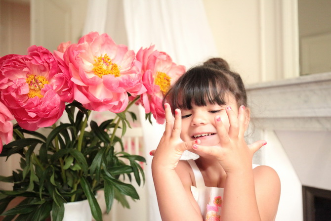 The Cherry Blossom Girl - L'occitane x manucurist 11