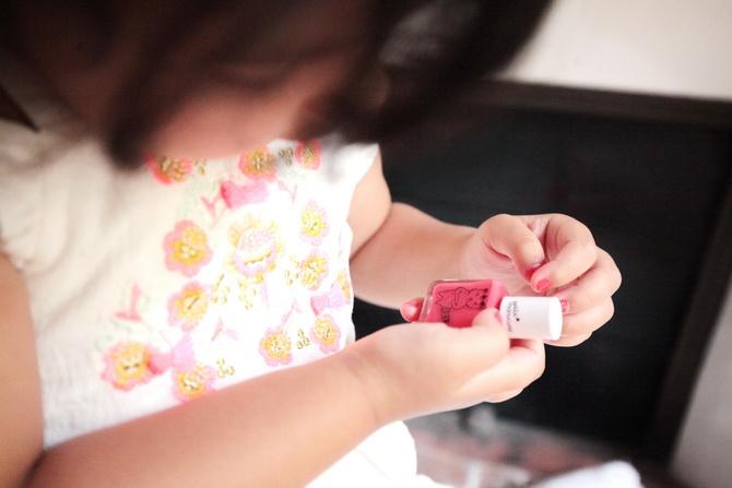 The Cherry Blossom Girl - L'occitane x manucurist 12